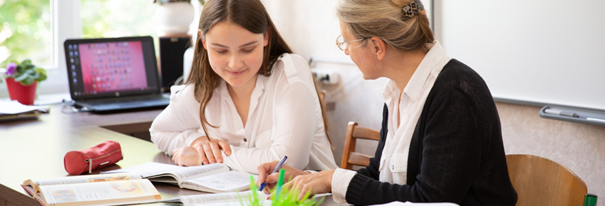 coaching soutien scolaire
