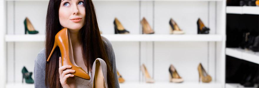 Chaussures à la mode pour femmes