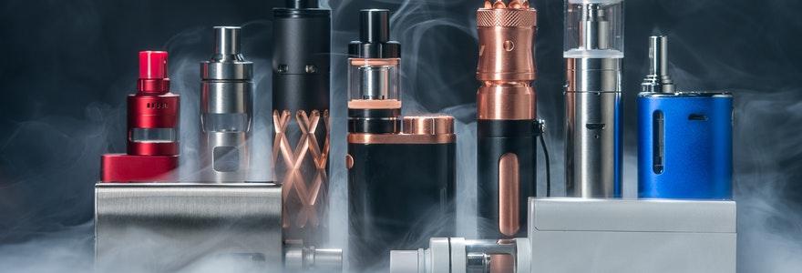 choisir le modèle Cigarettes électroniques
