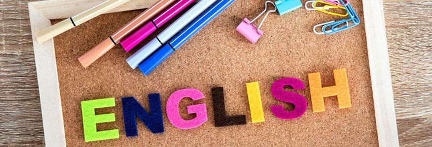 Faire appel pour des cours d'anglais
